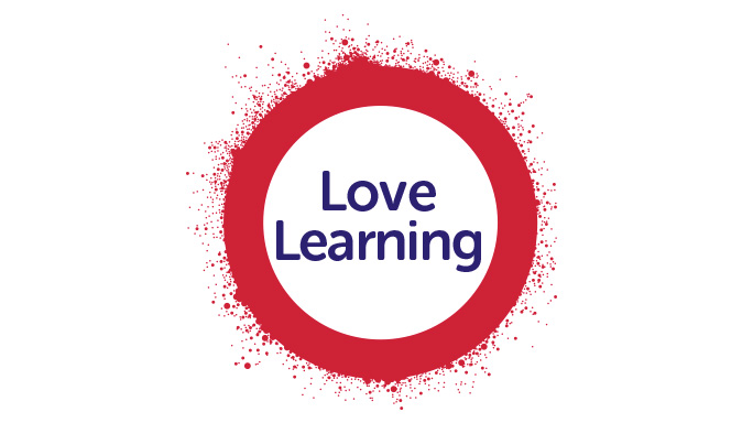 Love Learning Logo