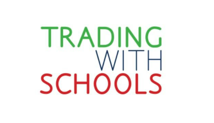 Trading With Schools Logo