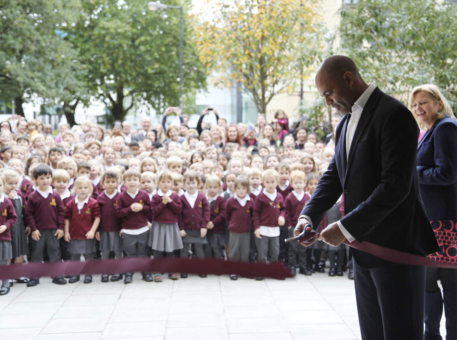 Cathedral School Opening