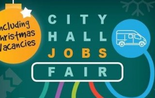 City Hall jobs fair
