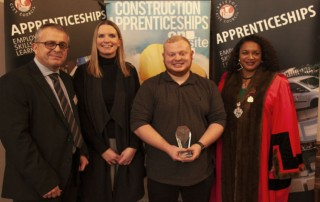On Site Bristol Apprentice Awards 2019